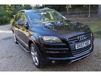 HIGH..SPEC..Audi Q7 3.0 TDI..2007..BLACK