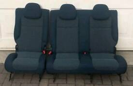 Peugeot Partner Premier Citreon Berlingo Rear Seats