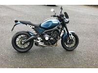Yamaha XSR900 immaculate with £££'s of extras. 2016