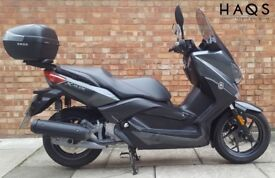 SOLD! Yamaha Xmax 125, Excellent Condition, Only 5800 miles!