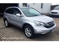 "IMMACULATE 2010 ""60"" PLATE Honda CR-V (CRV) SE 2.2 Ctdi DIESEL 4x4, 124k, hist mot until Oct LOVELY!"