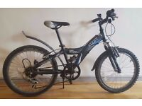 Boy's Bike Bicycle Aged 6-10