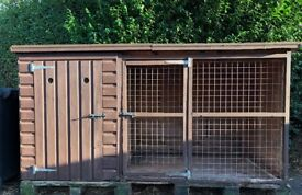 Kennel & Run , Chicken / Poultry House