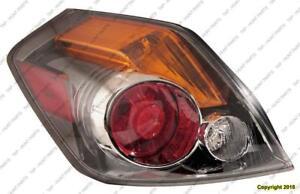 Tail Lamp Passenger Side Sedan/Hybrid Nissan ALTIMA 20107-2012