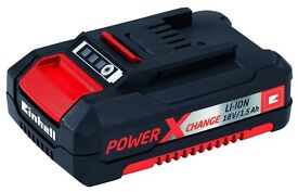Einhell Power X-Change Li-Ion 1.5Ah 18V Lithium Battery (Also fits Ozito). BRAND NEW! RRP £45!