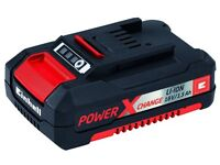 Einhell Power X-Change Li-Ion 1.5Ah 18V Lithium Battery (Also fits Ozito). BRAND NEW! RRP £45!