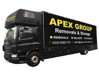 ★★★Apex Removals Group-Moving/ Cheap Man and Van Hire Reading, Slough, Windsor, Maidenhead