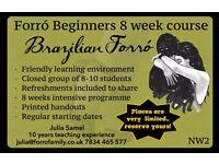 Learn to dance Brazilian Forró!