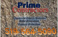 Demolition - Repair Skilled Labour work, Construct and Build