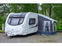 SWIFT CHALLENGER 480 MODEL YEAR 2011 (IMMACULATE WITH MANY EXTRAS)