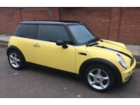 AUTOMATIC MINI COOPER LEATHER TRIM AIR CONDITIONING SERVICE HISTORY AUTO MINI COOPER