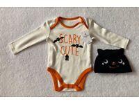 BNWT TU Baby Boy Halloween Outfit 3 - 6 Months