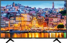 HISENSE 4K ULTRA HD SMART LED TV (H55N5300UK)