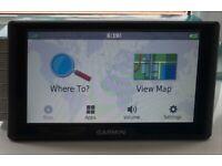 "garmin drive 60 lifetime maps europe lm 6"" sat nav"