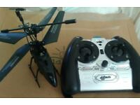 Mini ir camera helicopter