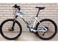 Giant Talon medium frame mountain bike