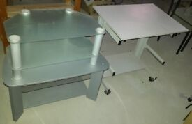 TV stand & Office Table