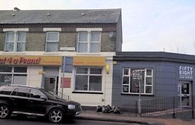 Large Commercial office/restaurant space very close to Gillingham Station beside Fifty Eight Saloon