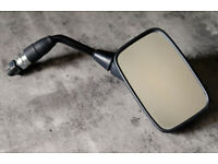 Motorcycle Rear view mirror Right side M10 right hand thread (collection only)