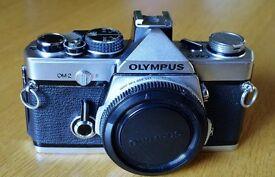 Olympus OM2 SLR - for parts/repair