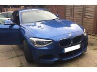 BMW 1 SERIES 120d Msport Auto