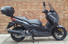 Yamaha Xmax 125, Excellent Condition, Only 5800 miles!