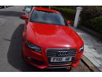 AUDI A4 ****SLINE MODEL (190BPH)**** AUTOMATIC 2010 WITH FULL SERVICE HISTORY