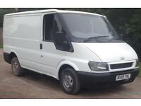 2005 ford transit for sale
