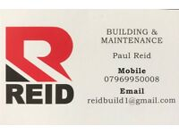 Highly skilled Building & Maintenance professionals