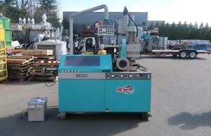 Kalamazoo Model KMT C370-A Automatic Heavy Duty Vertical Column Circular Cold Cut Saw