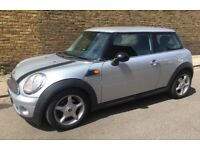 2007 AUTOMATIC MINI ONE 1.4 AIR CONDITIONING ONE YEARS MOT LOW INSURANCE AND TAX VERY RARE 1.4 AUTO