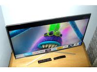 """Samsung 40"""" Ultra HD UHD HDR Quad Core Full Smart TV UE40KU6400AK"""