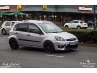 1.25 Ford Fiesta Ztec climate 55 plate