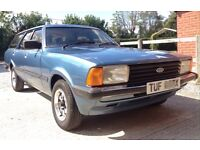 FORD CORTINA 2.0GL ESTATE... VERY GOOD CONDITION, VERY CLEAN & TIDY, SIERRA ENGINE & 5-SPEED...!