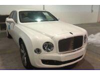 New Bentley Mulsanne Speed - One of Ten