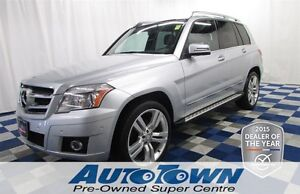 2011 Mercedes-Benz GLK-Class GLK350 4MATIC NO ACCIDENTS/PANOROOF