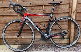 Boardman Elite SLR Carbon road bike (full Ultegra groupset)