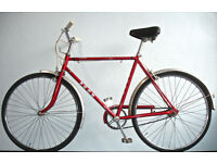 Beautiful Puch 3 speed bike, serviced