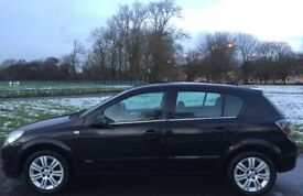 VAUXHALL ASTRA DESIGN 1.8CC++(08 PLATE)**S/H** EXCELLENT CONDITION