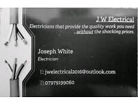 Quality - Friendly - Affordable Electricians - J W Electrical