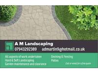 A M Landscaping