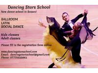 NEW Ballroom/Latin dance classes for kids and adults in Sussex