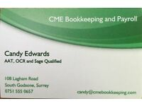 CME Bookkeeping and Payroll