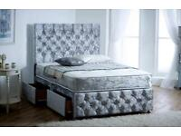 DESIGNER DIVAN BEDS FOR SALE AVAILABLE FOR FREE DELIVERY LIMITIED TIME SALE