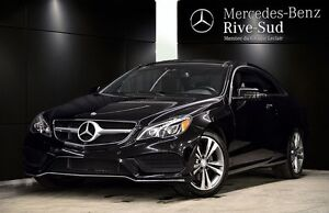 2014 Mercedes-Benz E-Class E350 4MATIC, LED, Toit pano