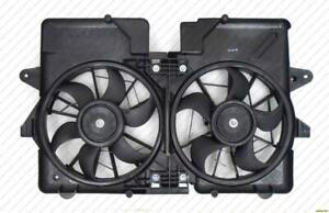 Cooling Fan Assembly 6-Cylinder Mazda Tribute 2005-2006