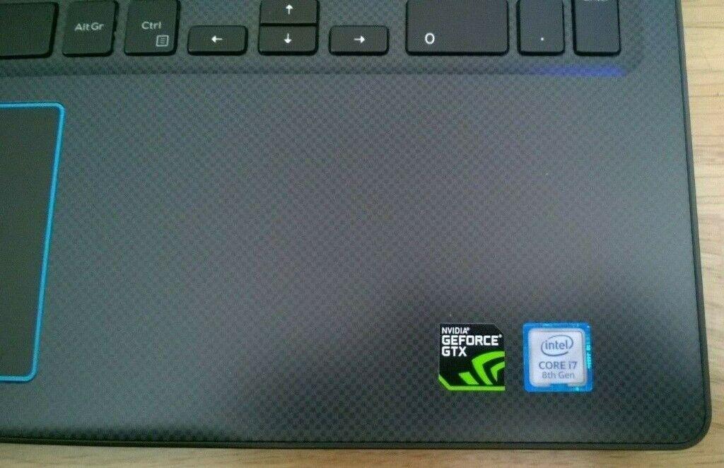 Dell G3 15 3579 i7- 8750H,128 SSD & 1TB,15 6