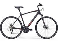 Merida Crossway 40 hybrid bike 52cm frame would consider swap