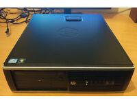 Perfect office/internet computer Intel Pentium 2 x 2.8GHz 4GB RAM 250GB HDD Windows 7 Pro