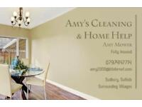Cleaning & Home Help